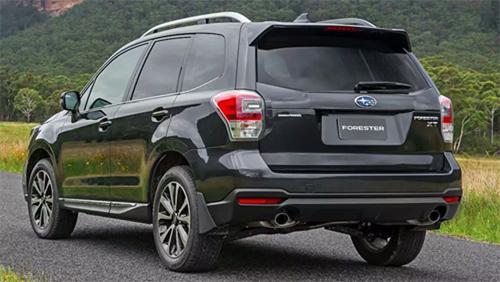 Subaru đối mặt vụ triệu hồi lớn nhất lịch sử hãng