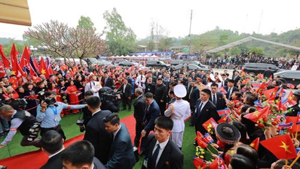 Báo Triều Tiên đưa tin về tình cảm của người Việt khi tạm biệt ông Kim Jong-un