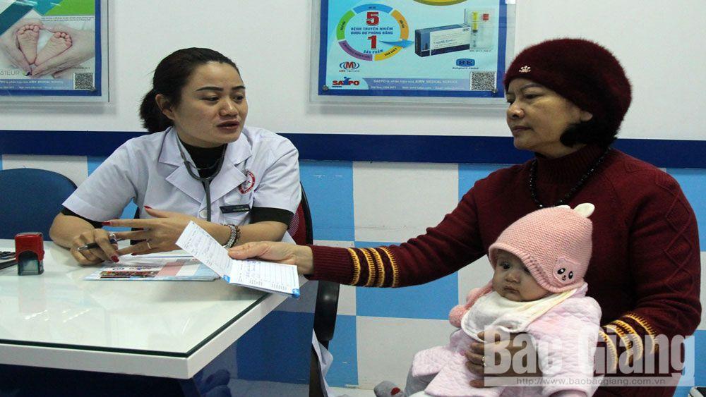 Bảo vệ trẻ trước bệnh truyền nhiễm
