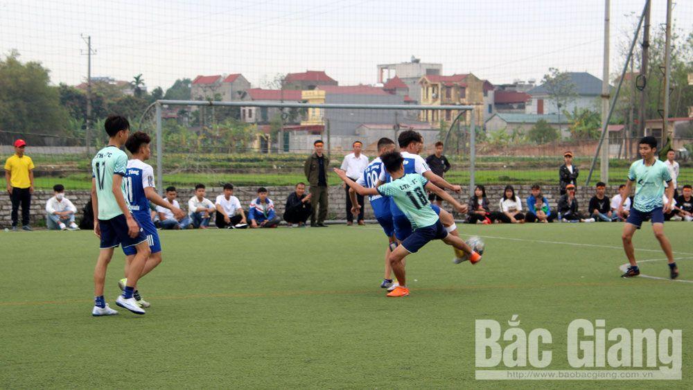 Giải bóng đá học sinh các trường THPT năm học 2018-2019
