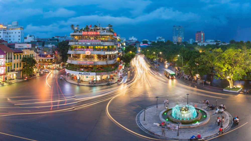 Spend months in Hanoi without feeling the pinch