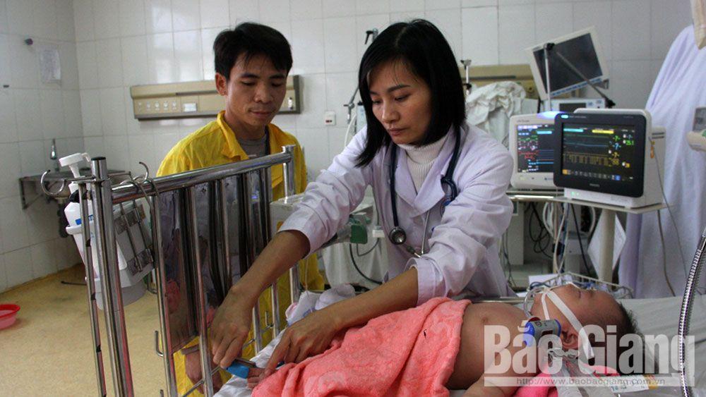 Bắc Giang phấn đấu xây dựng bệnh án điện tử theo đúng lộ trình