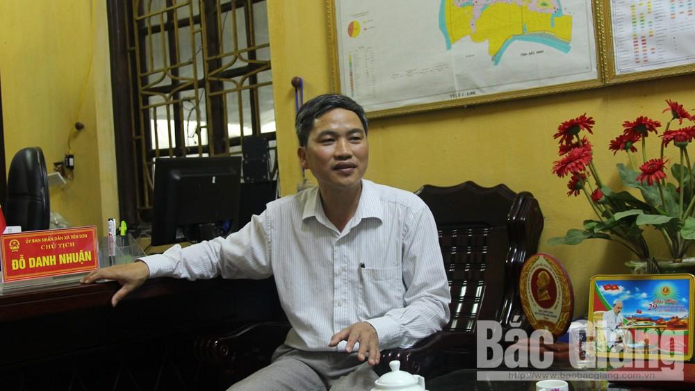 Tiên Sơn, thầy giáo, Việt Yên, vùng cấm, dâm ô học sinh, thôn Thần Chúc