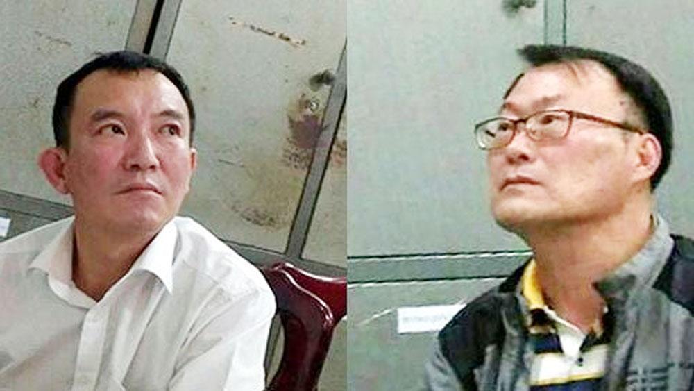 Hai du khách nước ngoài, trộm 150 triệu đồng, ăn nhậu, đánh bạc, Seo Kyoung Won , Kim Kwang Seung, Lê Trần Tuấn Hoàng