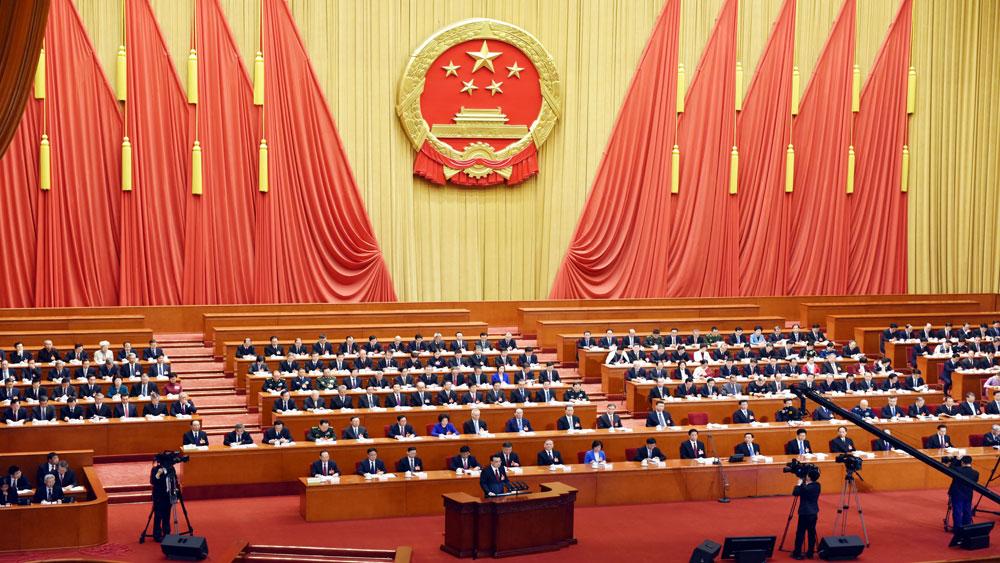 Khai mạc kỳ họp thứ hai Quốc hội Trung Quốc khóa XIII