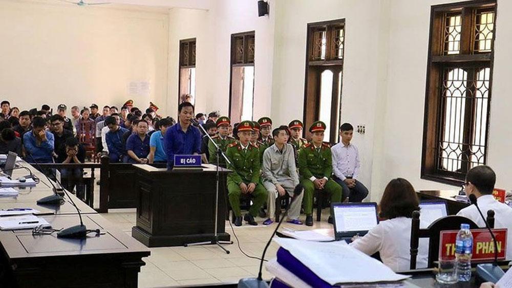 Phúc thẩm vụ đánh bạc nghìn tỷ,  bị cáo Phan Sào Nam,  Nguyễn Văn Dương, xin xử vắng mặt