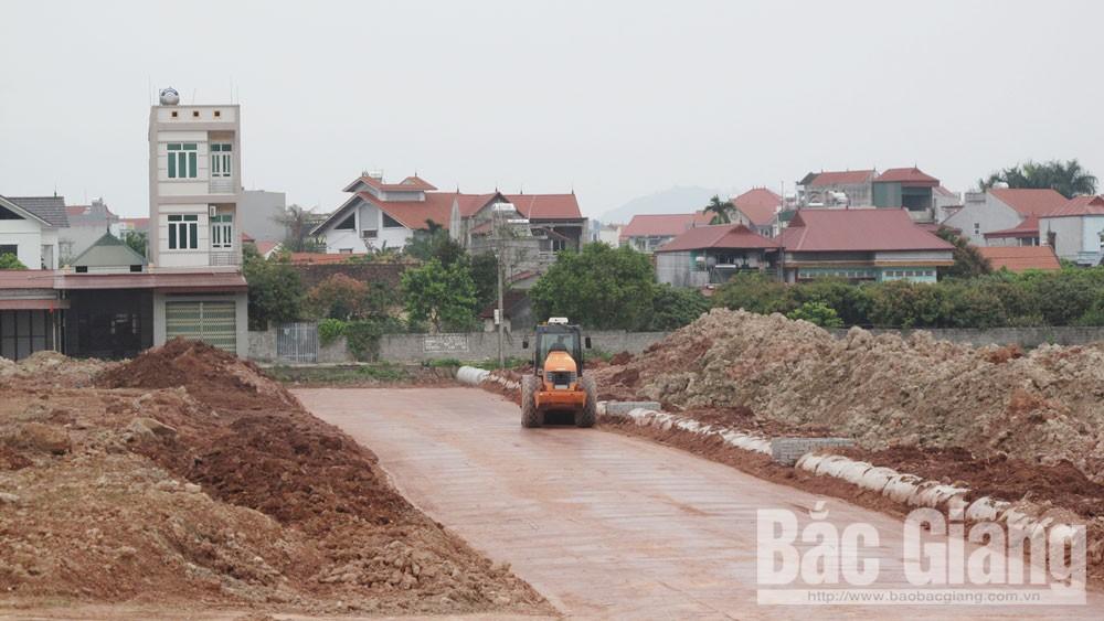 Lục Nam, Bắc Giang, thị trấn Đồi Ngô, đô thị loại IV, chất lượng đô thị