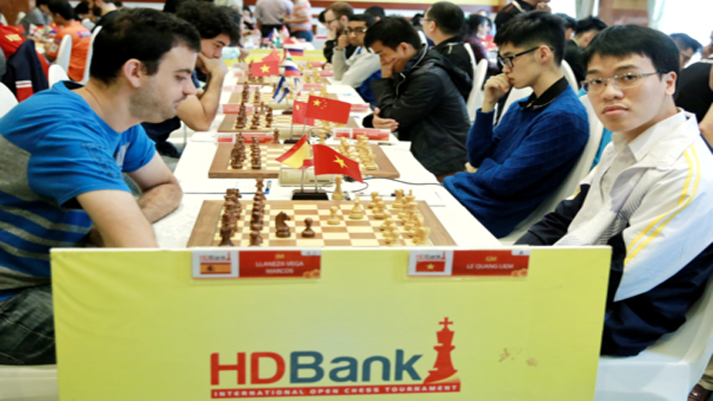 Over 300 top players to compete in HDBank chess tournament