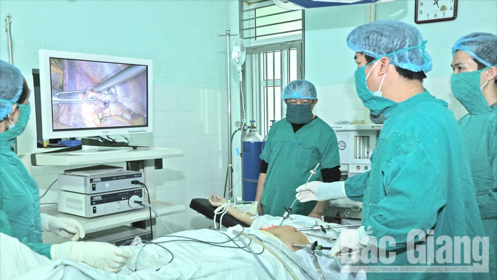 Bac Giang strives to make E- medical records as scheduled