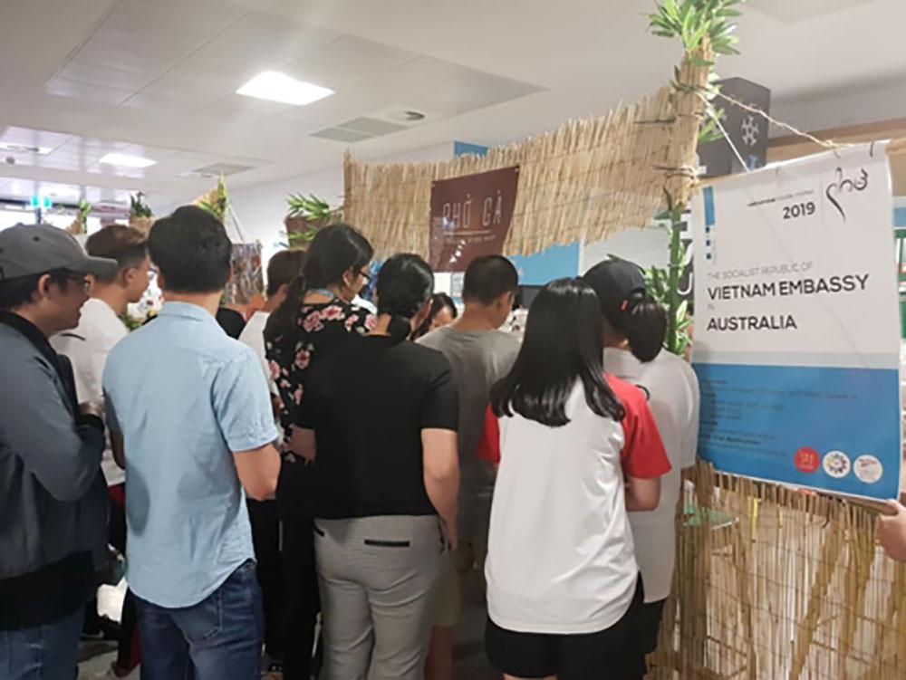 Lễ hội Phở, thủ đô Australia, Lễ hội Văn hóa Việt Nam, Canberra