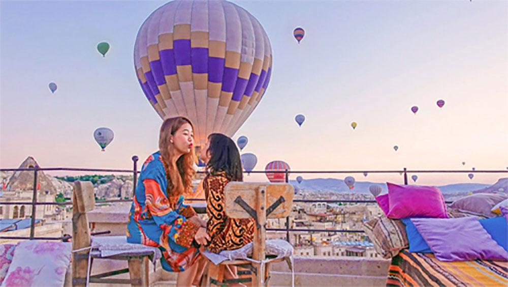 Lễ hội du lịch bán lẻ, khách nội địa, Aeon Mall