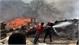 Cháy lớn tại xưởng giặt, sấy bao bì ở Thanh Hóa