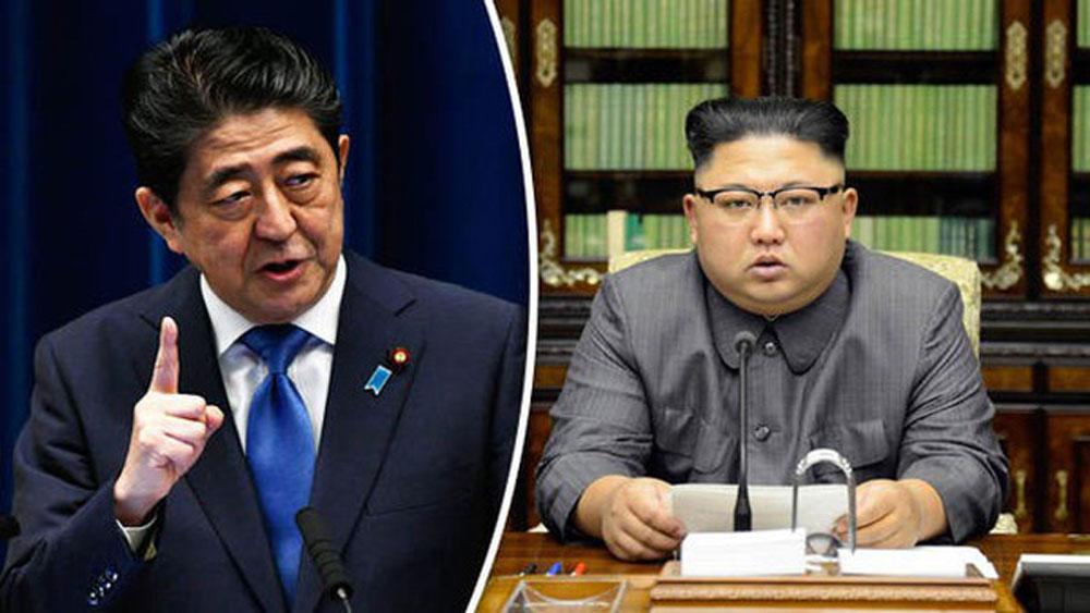 Thủ tướng Nhật Bản sẵn sàng gặp lãnh đạo Triều Tiên để giải quyết vấn đề công dân bị bắt cóc