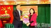 Đồng chí Ngô Tiến Dũng được bầu làm Chủ tịch UBND huyện Hiệp Hòa