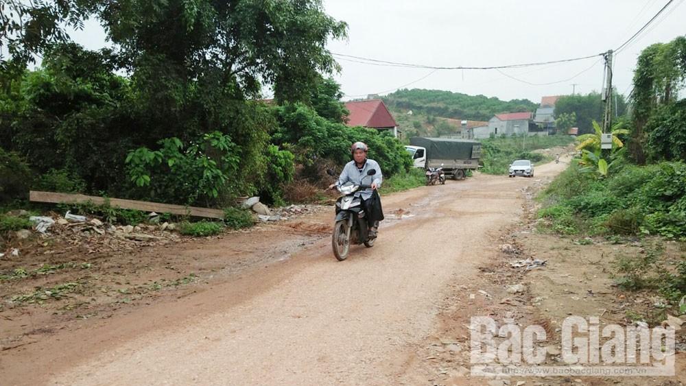 Bắc Giang, hình thức BT, dự án BT , mặt bằng