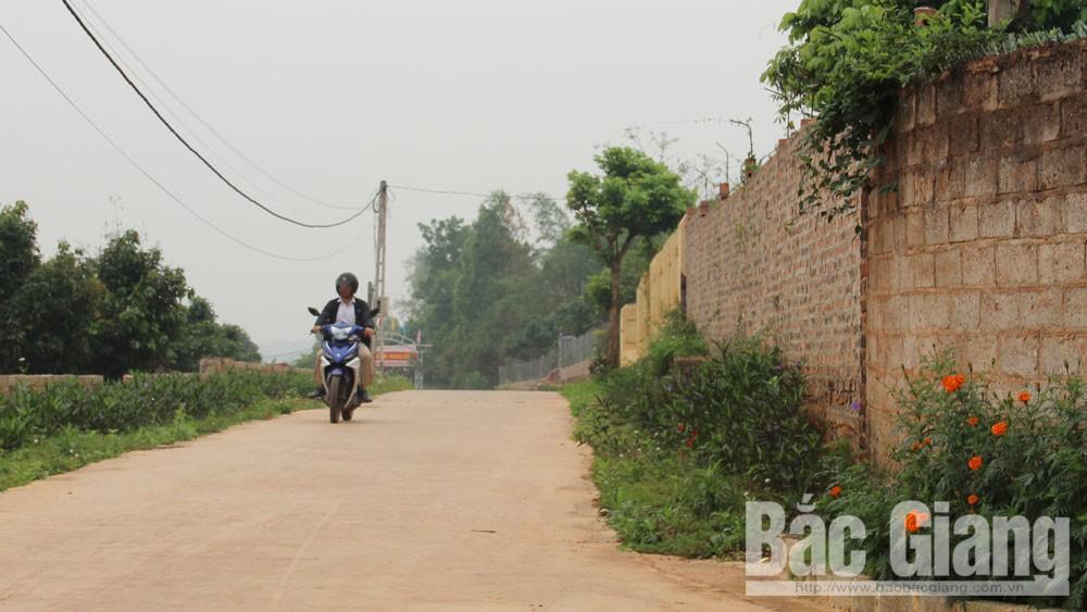 """Xây dựng nông thôn mới ở Tân Thanh (Lạng Giang): Tập trung nguồn lực để """"về đích"""" sớm"""