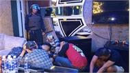Gần 40 người dương tính với chất ma túy tại quán karaoke