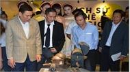 Khai mạc triển lãm lịch sử cà phê thế giới