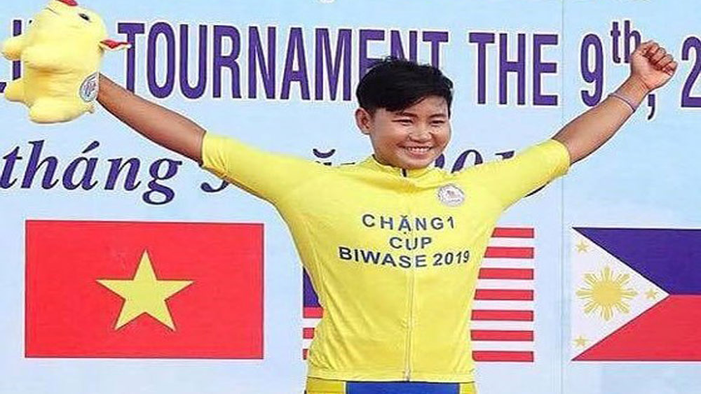 Int'l Women's Cycling Tourney begins in Binh Duong