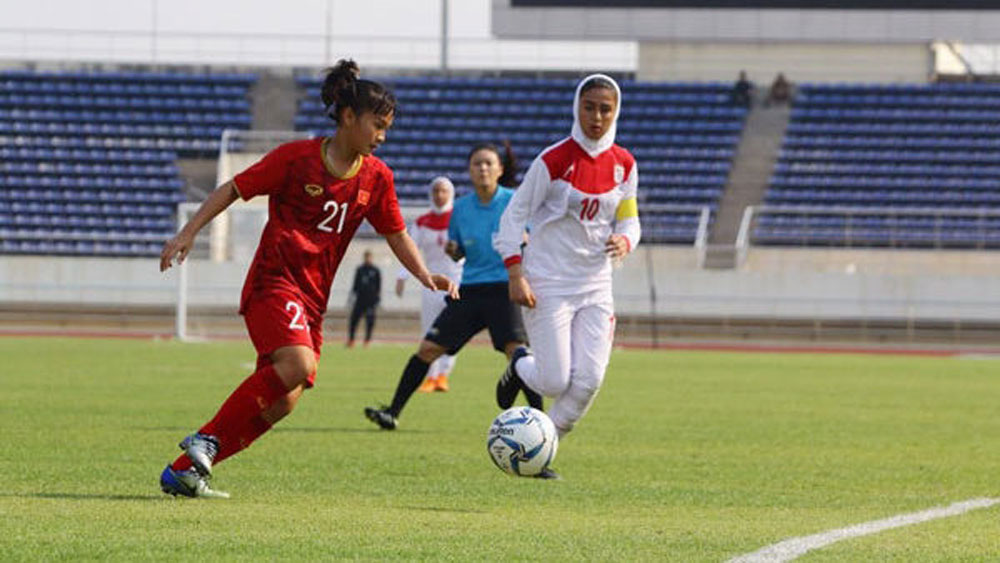 Vietnam wins ticket to AFC U16 Women's Championship finals for the first time