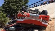 Lái xe chở khách Hàn Quốc đi du lịch tại Bình Thuận đã tử vong