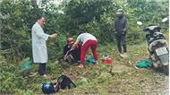 Bác sĩ phóng xe máy đến bìa rừng cứu thai phụ đẻ rơi con