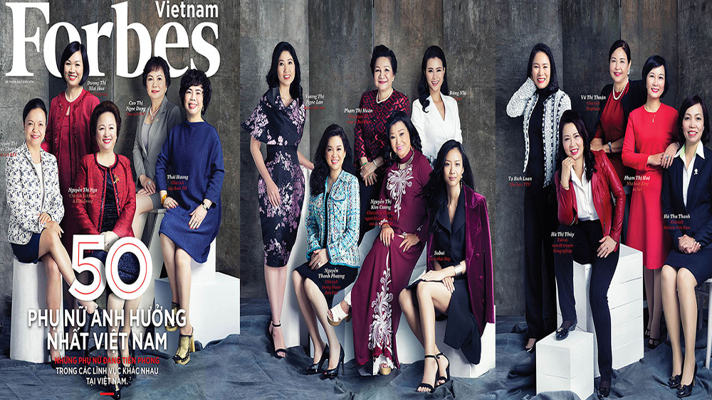 Vietnamese women's presence in senior management ranks second in Asia