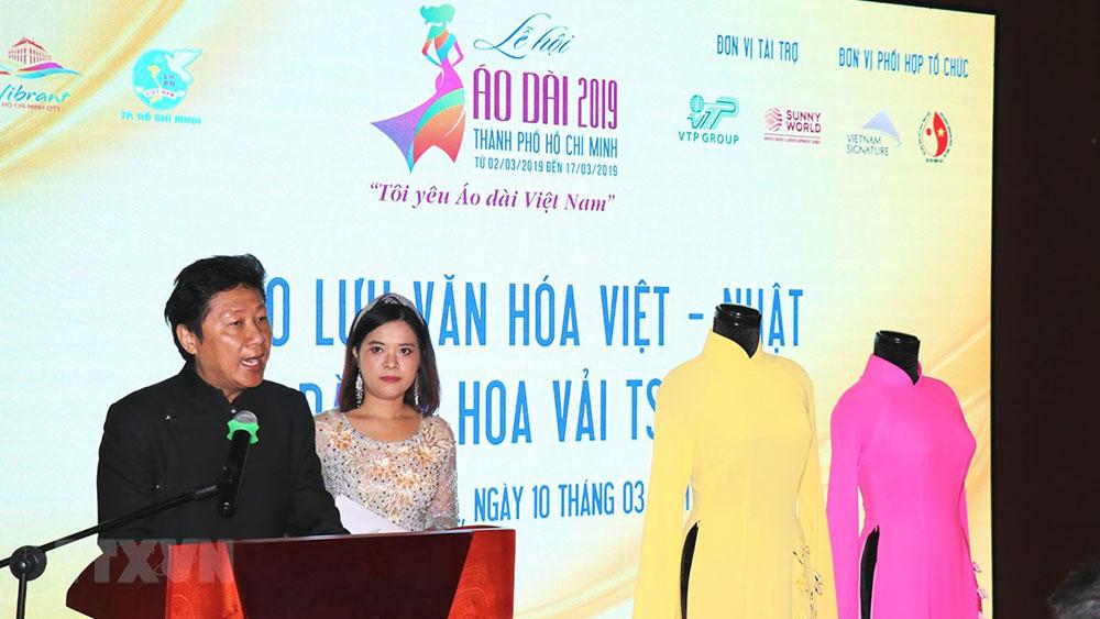 Giao lưu văn hóa, Việt Nam, Nhật Bản, Thành phố Hồ Chí Minh, Tsumami