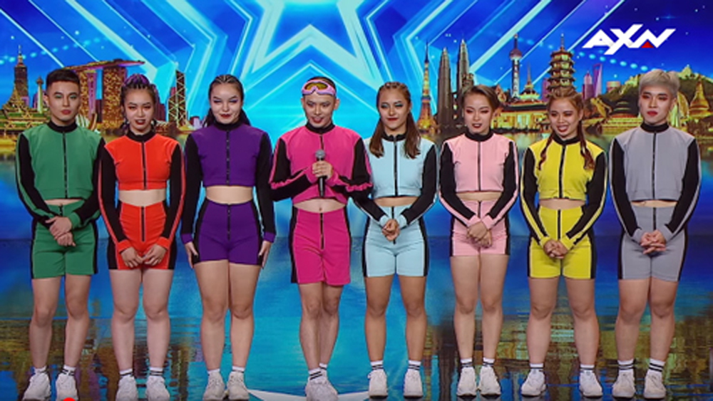 Vietnam dance team wins plaudits at Asia's Got Talent 2019