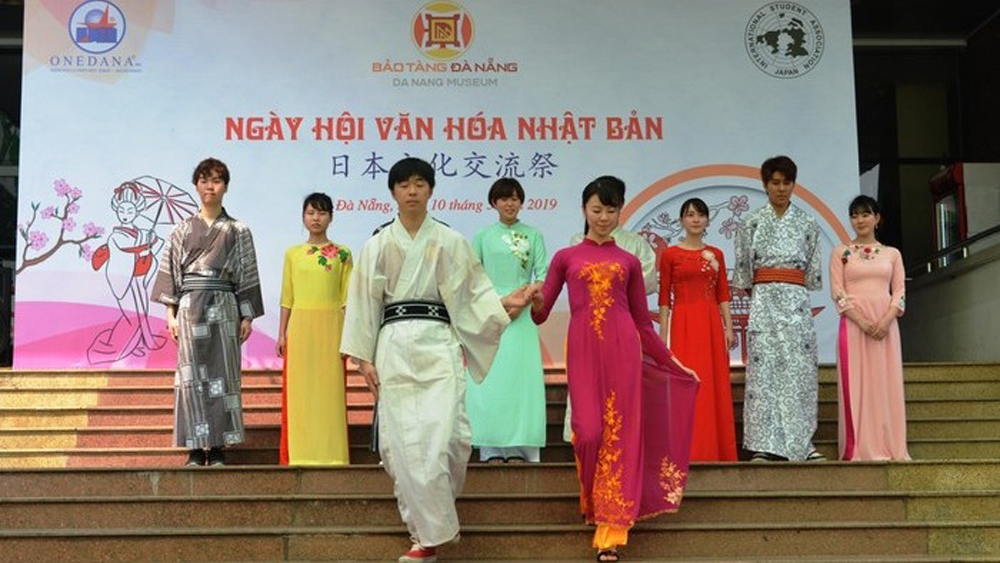 """Japanese Culture Festival"" opens in Da Nang city"