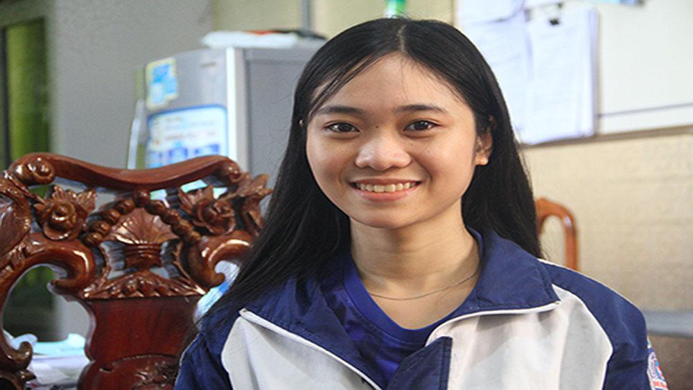 Nữ sinh, giải Nhất quốc gia môn Lịch sử, Nguyễn Thị Quỳnh Trang,