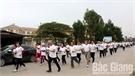Huyện Việt Yên: Phát động ngày chạy Olympic vì sức khỏe toàn dân