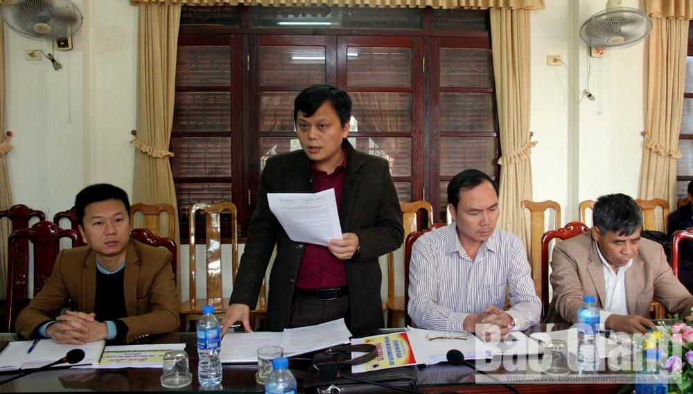 Huyện Lục Ngạn, HĐND tỉnh Bắc Giang, Tỉnh Bắc Giang