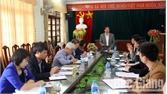 HĐND tỉnh khảo sát việc xây dựng, quản lý và sử dụng thiết chế văn hóa cơ sở trên địa bàn huyện Lục Ngạn