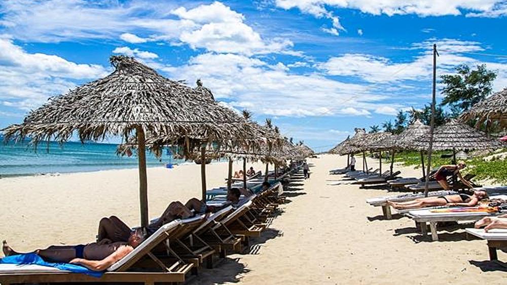 An Bang beach, beautiful beaches, Asia, TripAdvisor, World Heritage ancient town, white-sand beaches, beach tourism