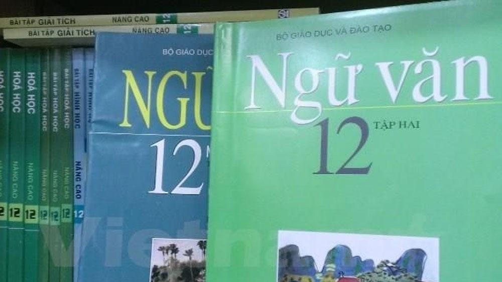 Phát hành, 108 triệu bản sách giáo khoa, phục vụ năm học mới 2019-2020