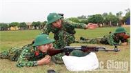Giúp tân binh bắt nhịp nhanh môi trường quân ngũ