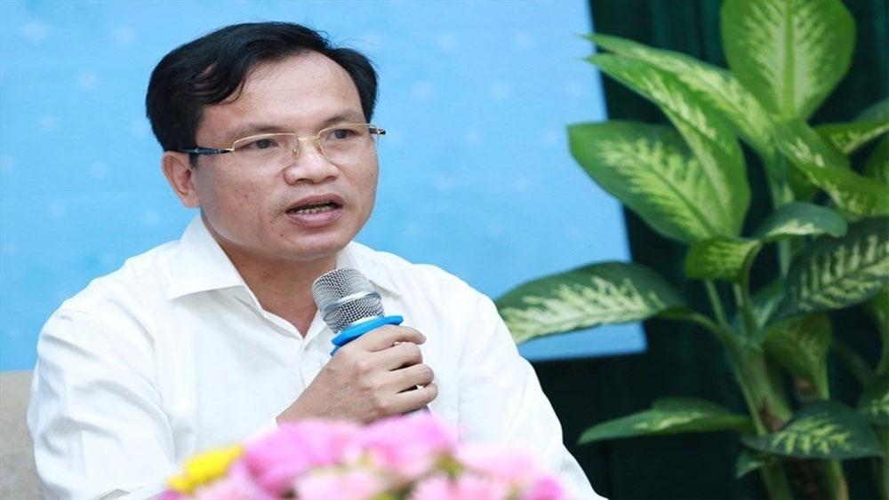 Thí sinh, bị xử lý thế nào, kết luận gian lận thi cử tại Hoà Bình, Ông Mai Văn Trinh - Cục trưởng Cục Quản lý chất lượng
