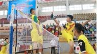 Giải vô địch đá cầu các đội mạnh toàn quốc: Bắc Giang giành 9 huy chương