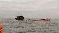 Trung Quốc: Chìm tàu đánh cá khiến 12 người mất tích