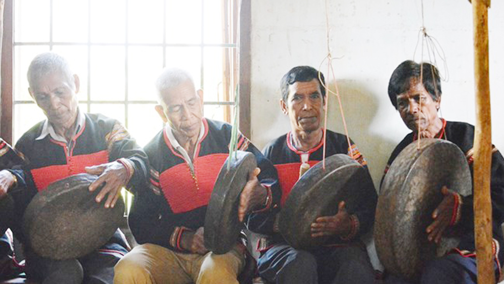 Gong casting introduced at seventh coffee festival