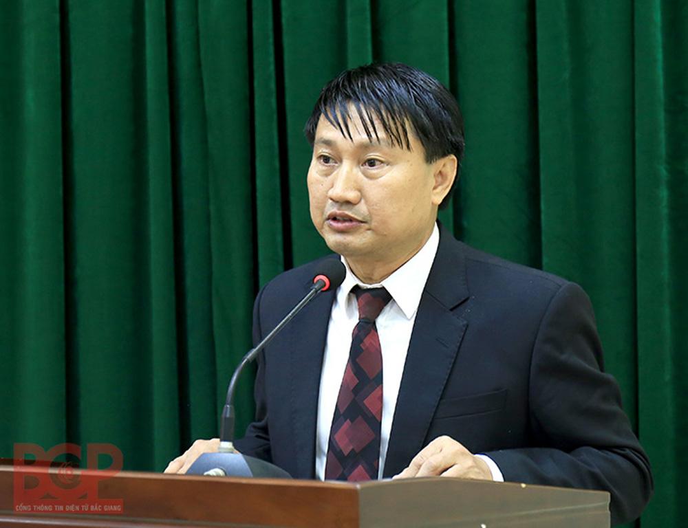 Lục Nam Bầu chức danh Chủ tịch UBND huyện
