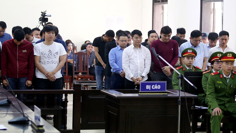 Vụ cờ bạc nghìn tỷ, không giảm án, Nguyễn Văn Dương, Phan Sào Nam