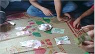 Công an huyện Lạng Giang triệt phá sới bạc trong kho chứa hàng