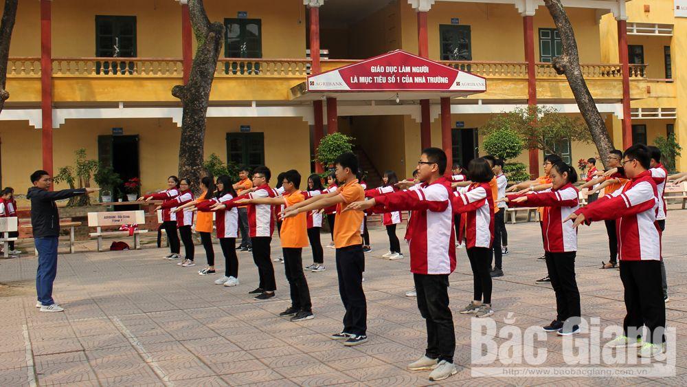 Bắc Giang, Việt dã, thể thao, sức khỏe, rèn luyện, thể dục, văn hóa, giáo dục