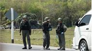Cảnh sát Thái Lan bắt nghi phạm đánh bom hàng loạt ở miền Nam