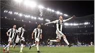 Hat-trick của Ronaldo đưa Juventus vào tứ kết Champions League