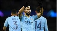 Man City vào tứ kết Champions League với tổng tỷ số 10-2
