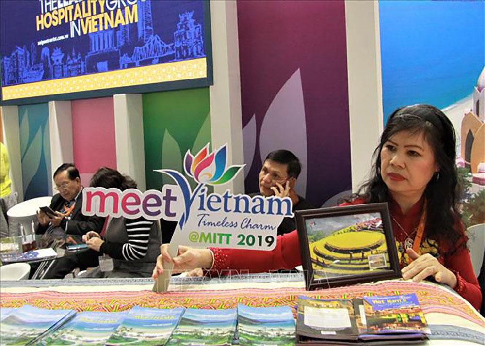 Việt Nam, du khách, Nga, Hội chợ MITT-2019