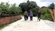 Mô hình tổ tuần tra nhân dân ở Lục Ngạn: Phòng ngừa tội phạm tại nơi cư trú